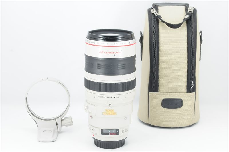 ★美品★Canon EF 100-400mm F4.5-5.6 L IS USM 付属品有 #6955MSV