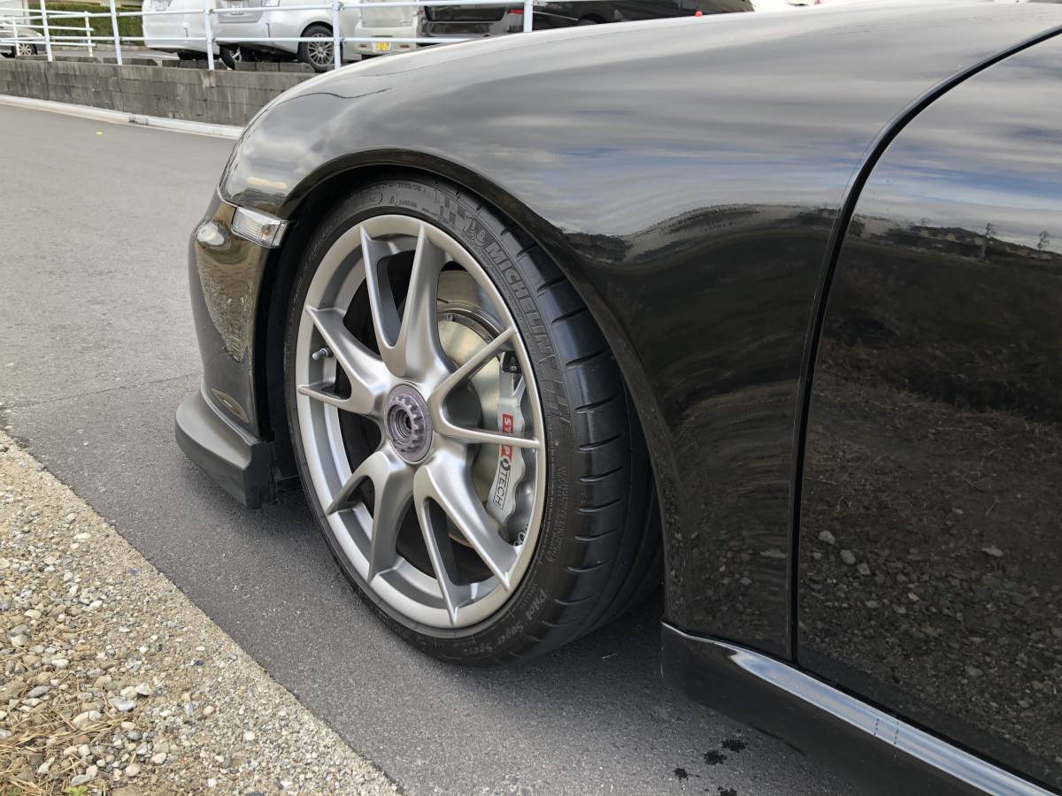 「911『Type 997』後期3.8GT3 サーキット ボルケーノマフラー JRZ 別タンク車高調 チューニング費用800万」の画像2