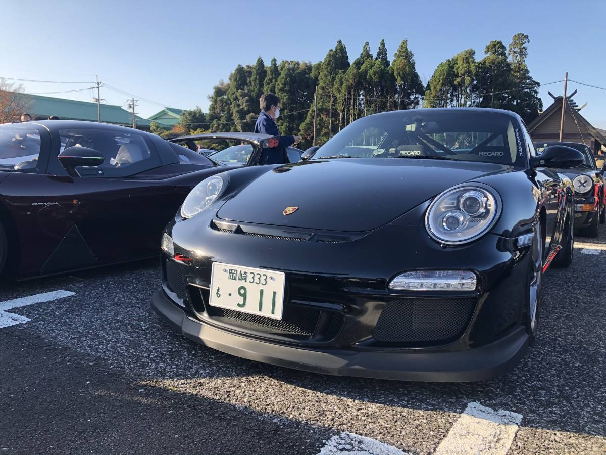 「911『Type 997』後期3.8GT3 サーキット ボルケーノマフラー JRZ 別タンク車高調 チューニング費用800万」の画像1