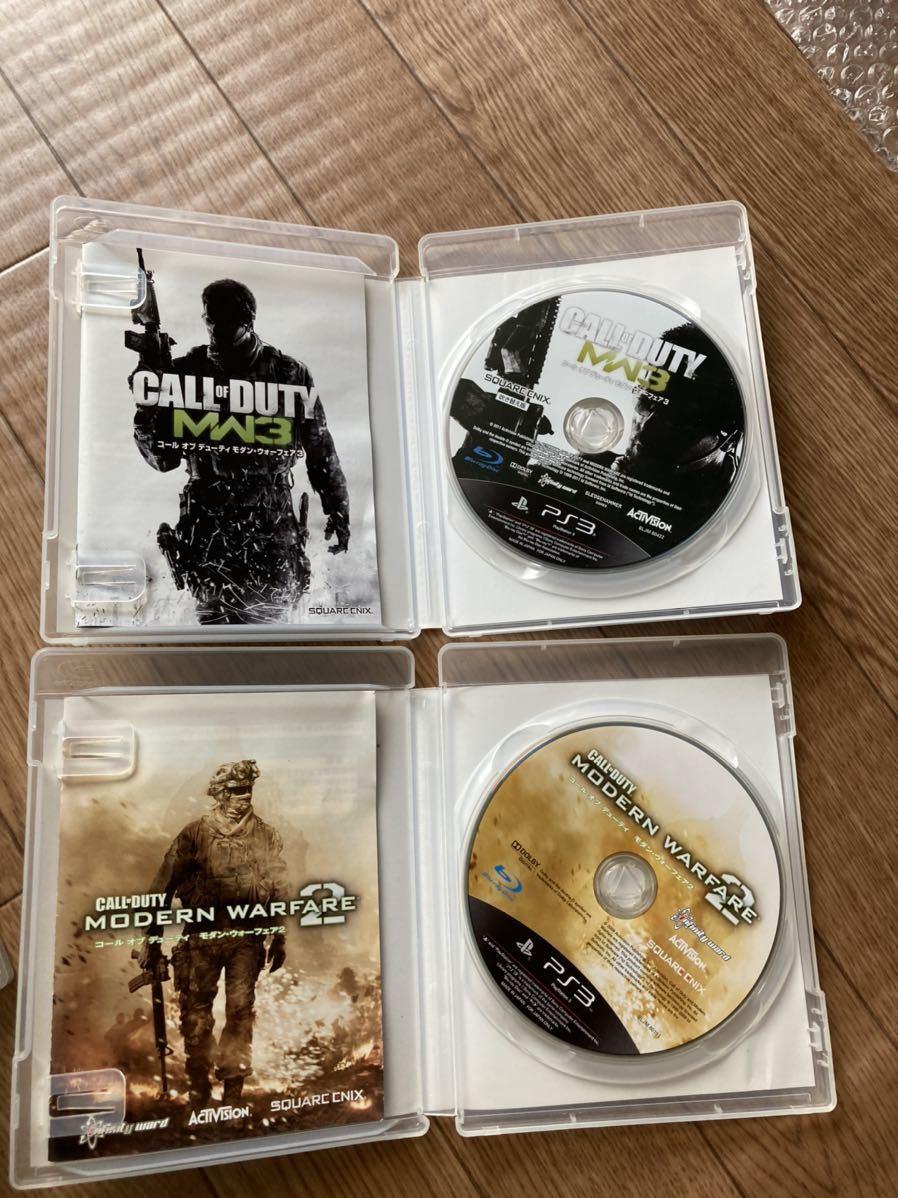 PS3ソフト コールオブデューティ モダン・ウォーフェア2 セット