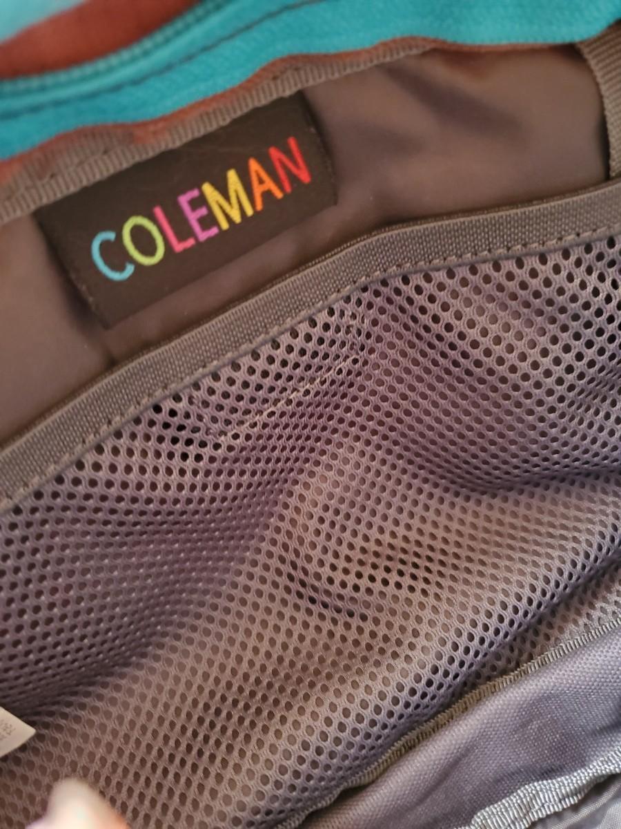 Coleman コールマン ウエストポーチ