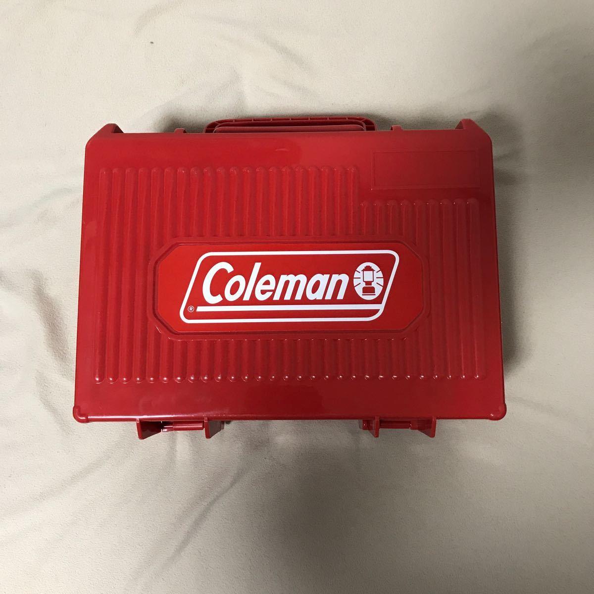 Coleman コールマンシングルバーナー 未使用新品 カセットコンロ 速発送します。
