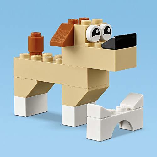 レゴ(LEGO) クラシック アイデアパーツ<Mサイズ> 11002 知育玩具 ブロック おもちゃ 女の子 男の子_画像4
