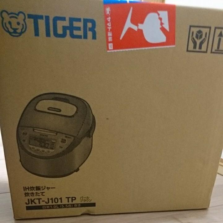 タイガー圧力IH炊飯ジャー JKT-J101 TACOOK
