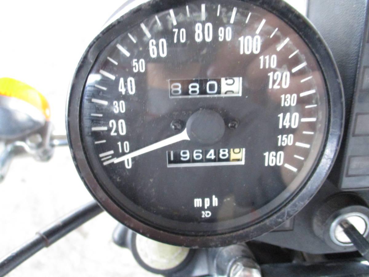 カワサキ KZ1000A Z1000A 実働 仕上げベース車 (検 Z1 Z2 Z900 KZ1000LTD_画像10