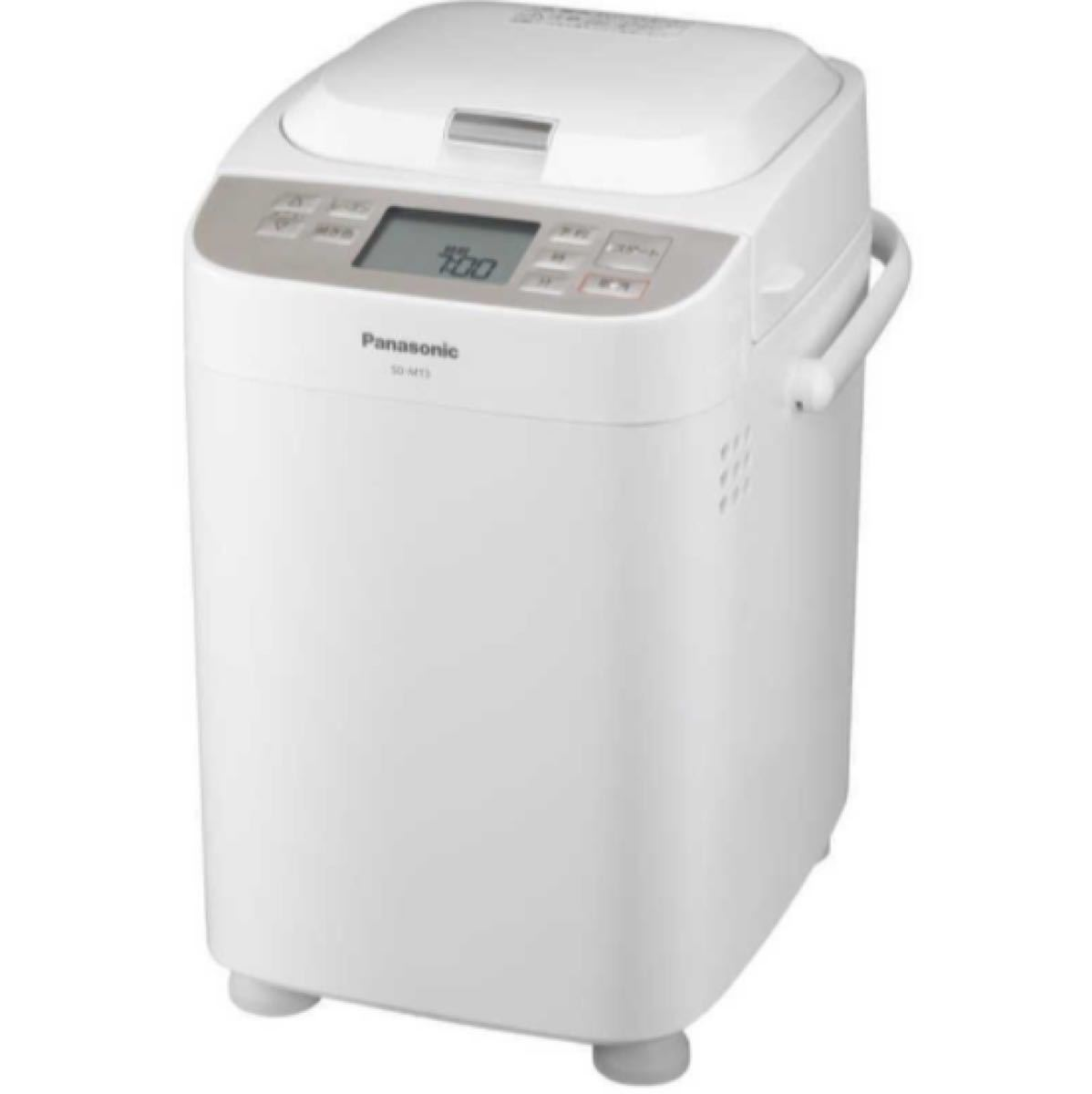Panasonic パナソニック ホームベーカリー 1斤 SD-MT3-W