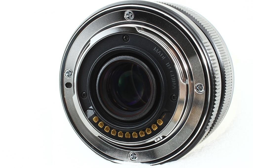極上品◆OLYMPUS オリンパス M.ZUIKO DIGITAL 17mm F1.8 ブラック◆単焦点レンズ,マイクロフォーサーズ/a-8119_画像6