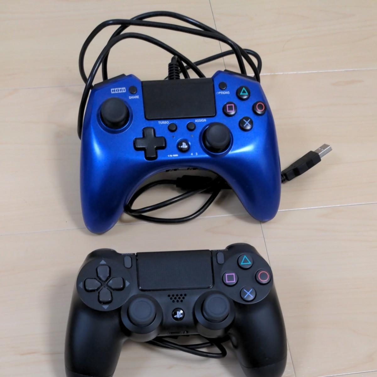 PS4 Pro CUH-7200B SSD 2TB換装済 連コン付 PlayStation4 プレイステーション4