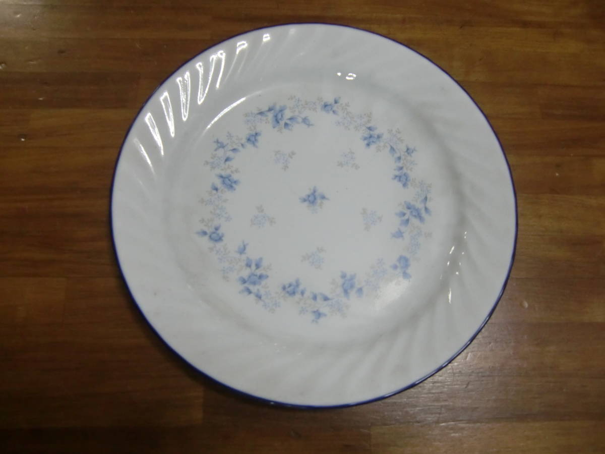 CORELLE MADE IN U.S.A 割れない皿 コレール_画像1