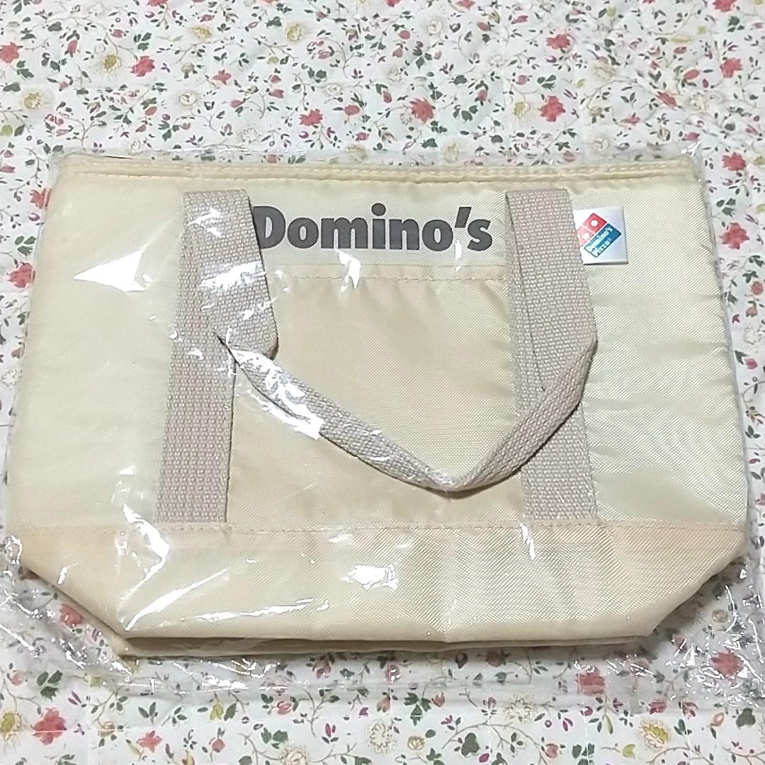 ドミノピザ 保冷バッグ ランチトート