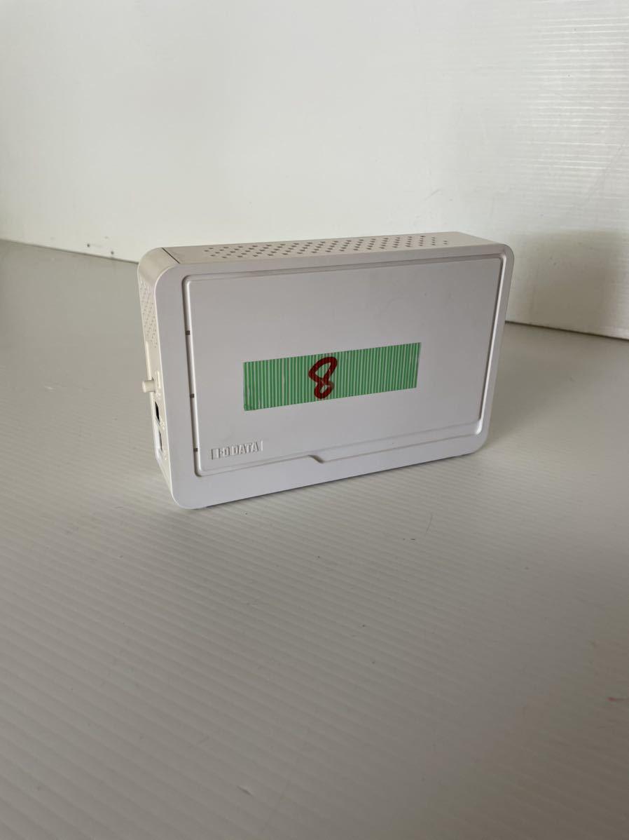 外付けハードディスク HDC-EU1.0_画像1