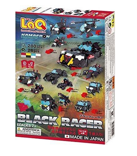 ラキュー (LaQ) ハマクロンコンストラクター(HamacronConstructer) ブラックレーサー_画像2