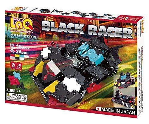 ラキュー (LaQ) ハマクロンコンストラクター(HamacronConstructer) ブラックレーサー_画像1