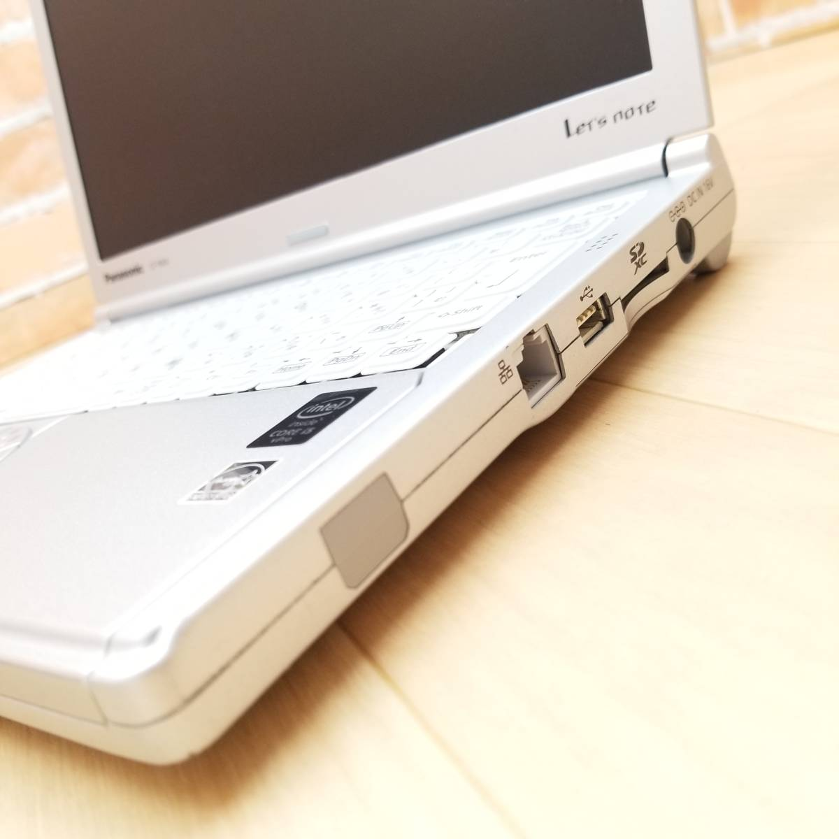 ★2015年モデル・美品★高性能第5世代i5(ターボ)搭載/HDD320GB/メモリ8GB/Wi-Fi/Webカメラ/最新Office搭載/Win10/Let'snote CF-NX4(C7010)_★USB2.0搭載★