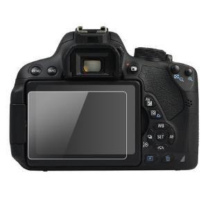 日本製ガラス使用 Canon キャノン EOS 80D / 70D / 650D / 700D / 750D 用 ガラスフィルム カメラ液晶保護フィルム 液晶保護ガラス_画像1