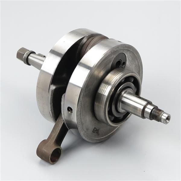 ◆SR500/2J2 純正 クランクシャフト 重クランク 希少 刻印583 (Y0421A06)