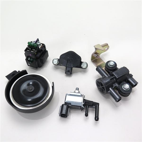 ♪CBR250RR-ABS/MC51 純正 電装セット/リレー/センサー/ホーン(H0517A06)_画像1