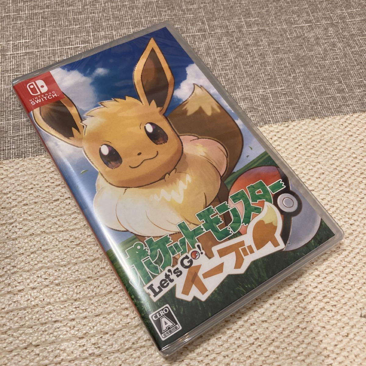 Let''s Go イーブイ ポケットモンスター ポケモン Nintendo Switch ニンテンドースイッチ