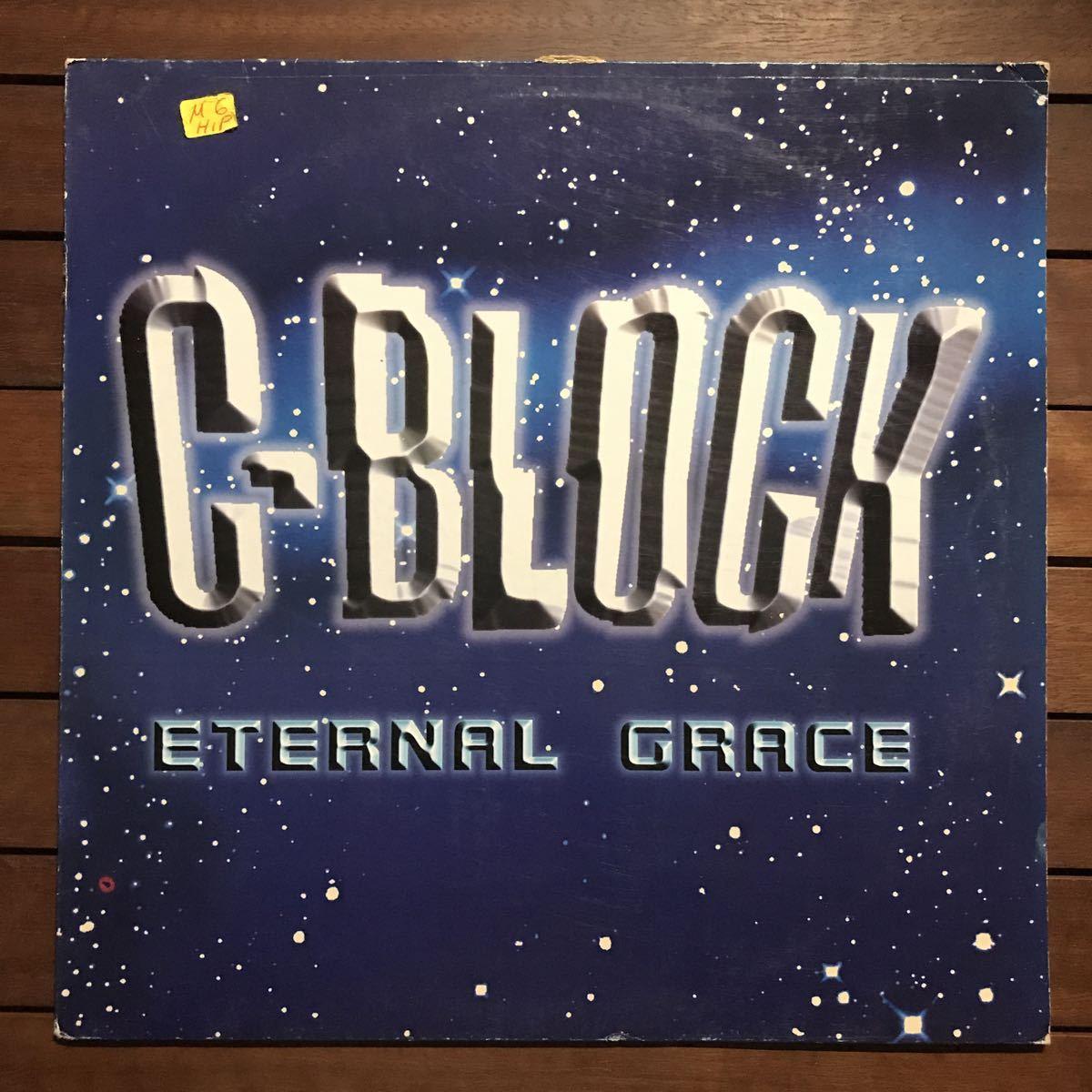 【eu-rap】C-Block / Eternal Grace[12inch]オリジナル盤《3-2-72》
