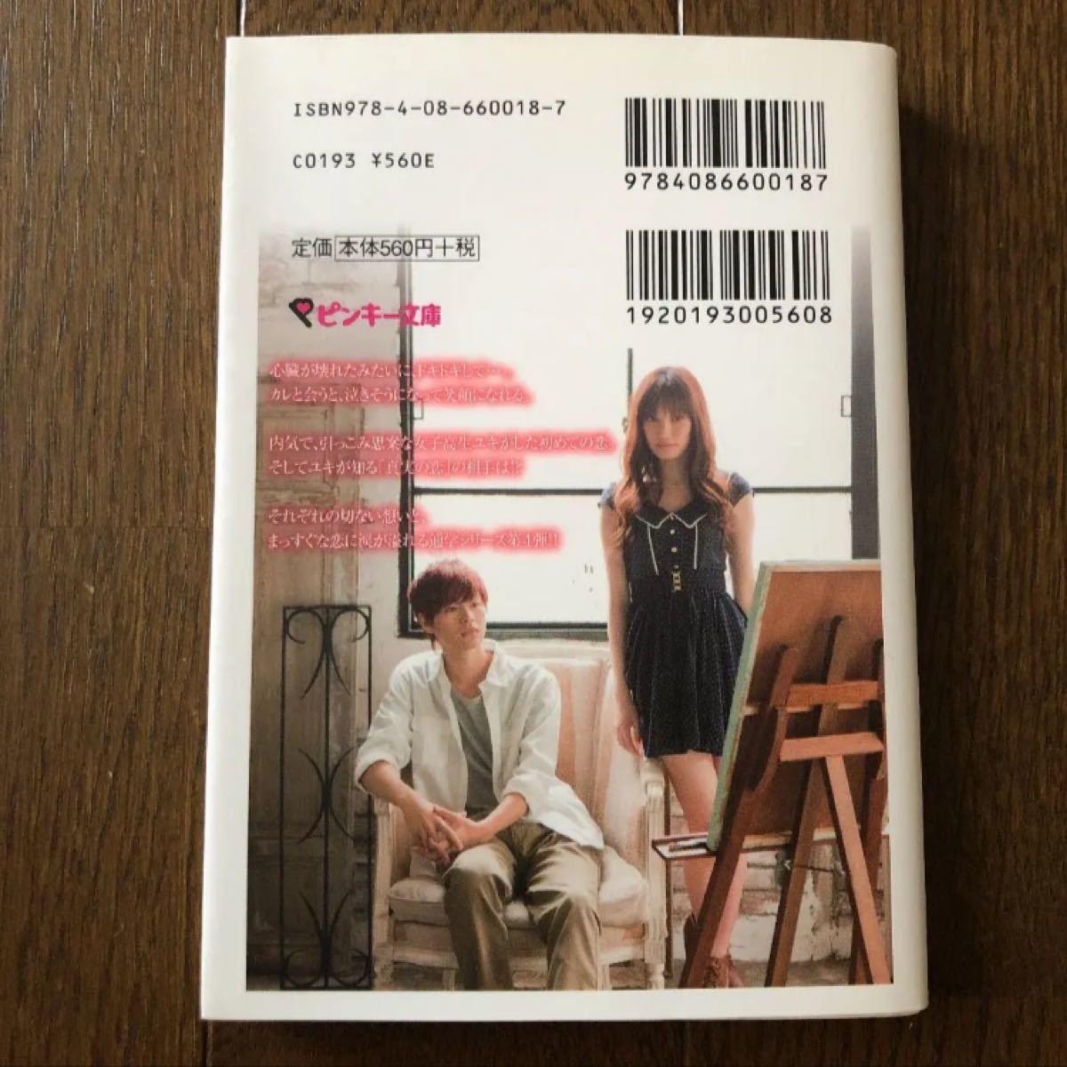 「通学途中 君と僕の部屋」ショップ内文庫本2冊400円 6冊1000円