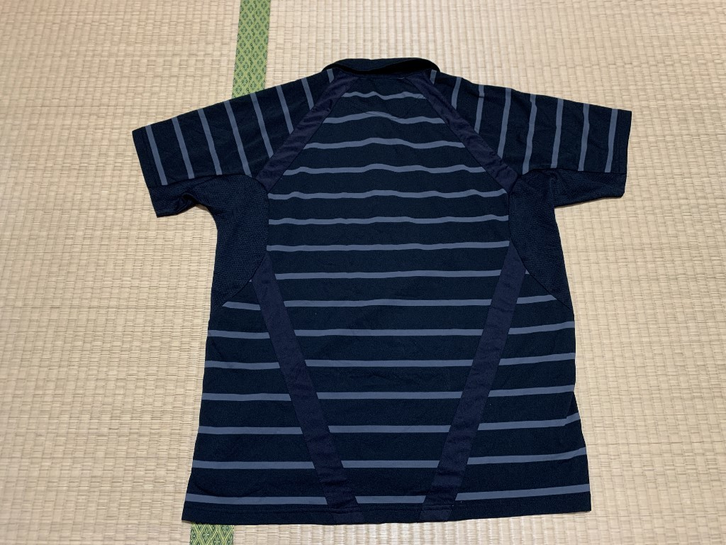 lecoqsportif/ルコック ゴルフ 半袖 ポロシャツ LL_画像6