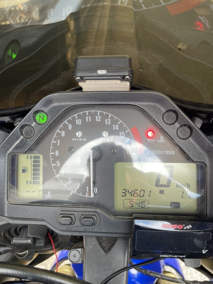 「HONDA CBR600RR モビスターPC-37 2006年式」の画像3