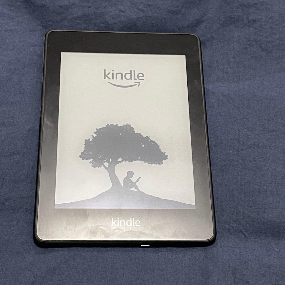 Kindle Paperwhite 防水機能搭載 wifi+4G 32GB ブラック 電子書籍リーダー 広告なしモデル