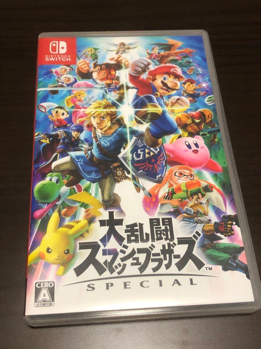 大乱闘スマッシュブラザーズSPECIAL Switch ニンテンドースイッチ