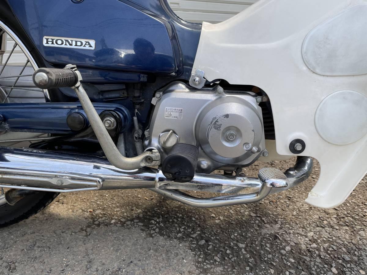 「ホンダ スーパーカブ 90 カスタム 走行17250 カブ HONNDA CUB 小型バイク」の画像3
