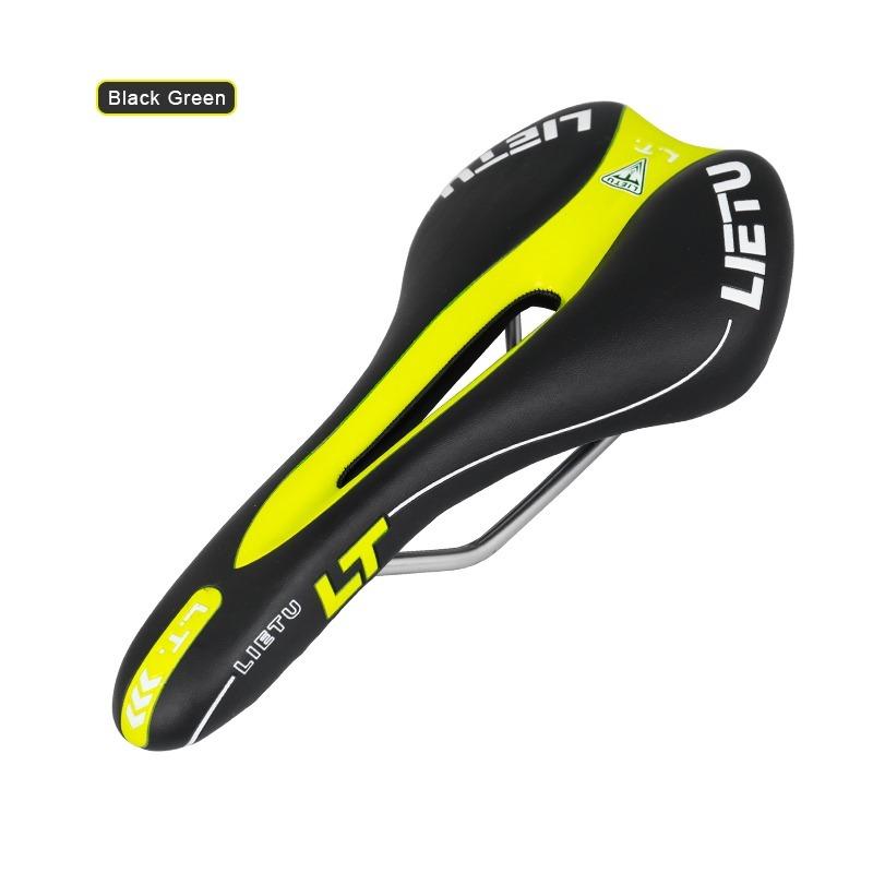 自転車シート ロード マウンテンバイク サドル トライアスロン レース 衝撃吸収 緩和 カーボン柄 サイクリング 選べる7色_画像9