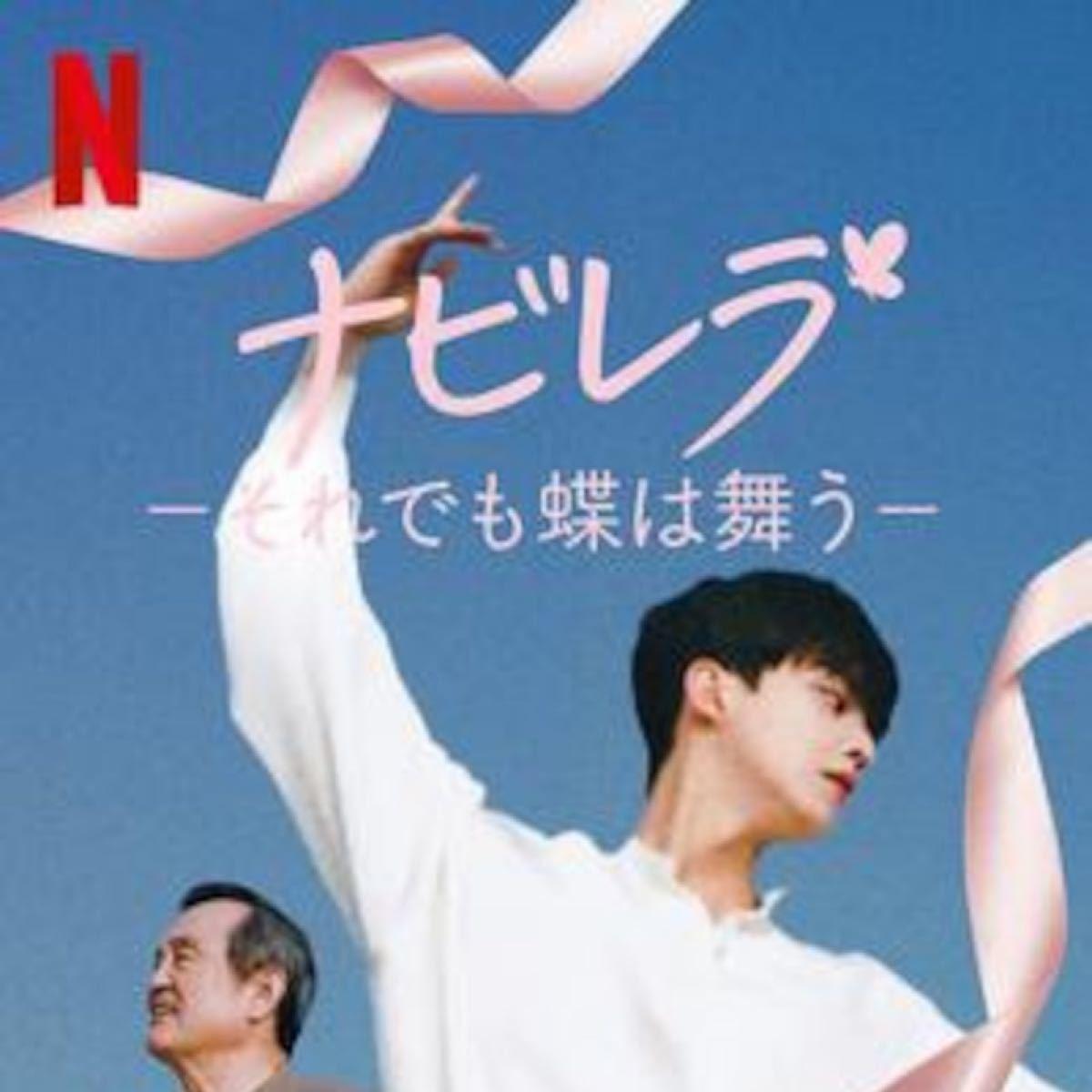 韓国ドラマ ナビレラ DVD『レーベル印刷有り』全話