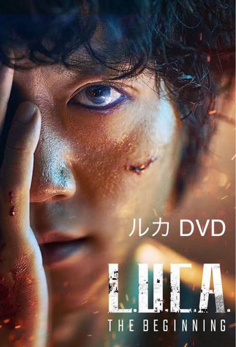 韓国ドラマ LUCA The Biginning DVD『レーベル印刷有り』全話