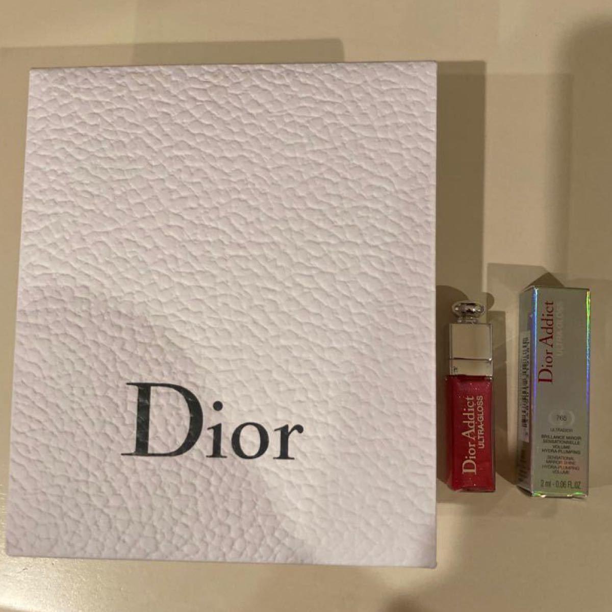 Dior リップグロス ノベルティ クリスチャンディオール 765