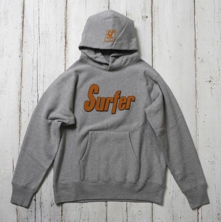 キムタク着 サイズ2 新品 SC Subculture 21SS SURFER HOODIE サブカルチャー サーファー フーディー スウェット パーカー_画像2
