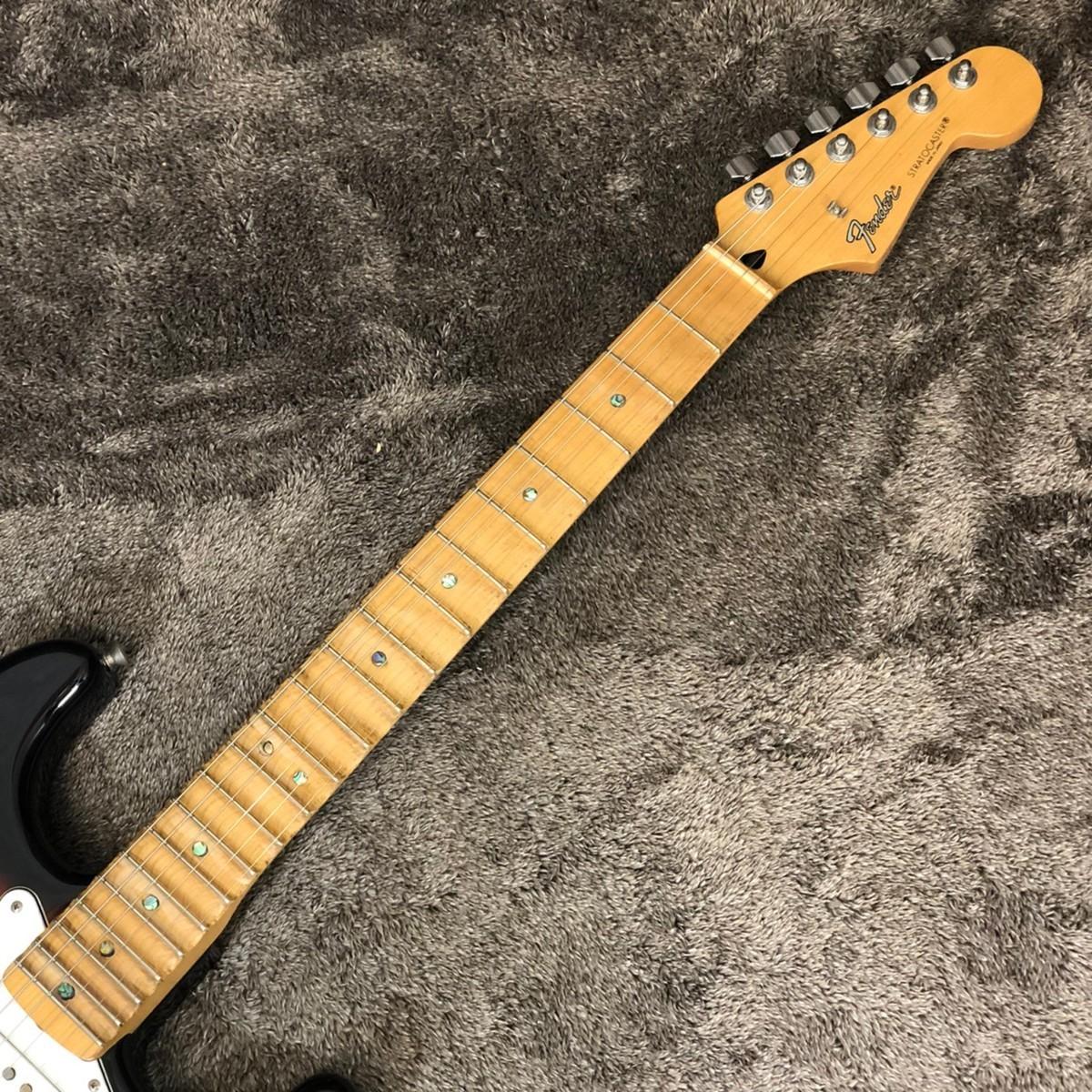 △動作確認済 Fender Japan ST-43 MOD フェンダージャパン ストラトキャスター 1円スタート 同梱不可【楽器】_画像5