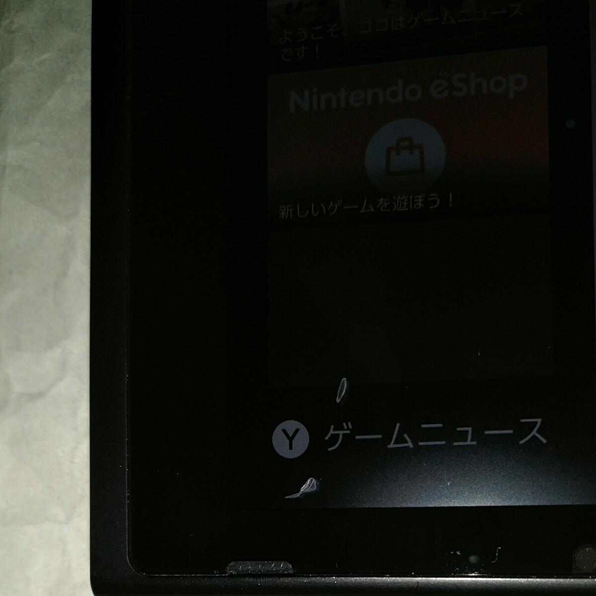 動作確認済み ニンテンドースイッチ 本体 Nintendo Switch 70072