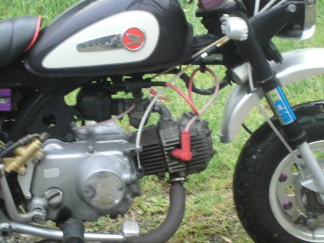 「ホンダ モンキーZ50J ミニカー登録使用中 遊び心満載 3輪、トライク、バギー」の画像3