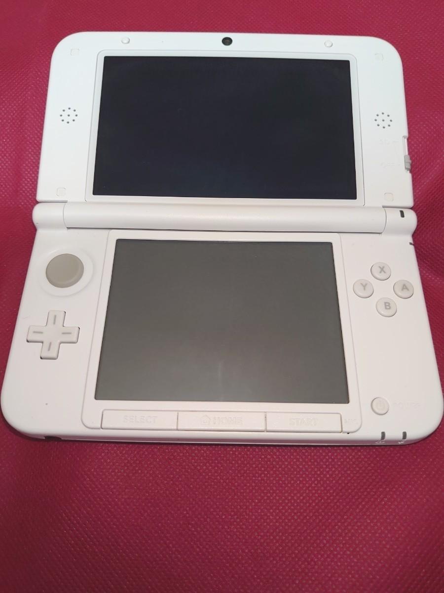 ニンテンドー3DS LL ホワイト 任天堂