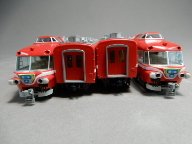 TOMIX 92960 名鉄7000系 パノラマカー 第11編成 復活白帯 鉄道模型 トミックス コレクション G-3_画像10