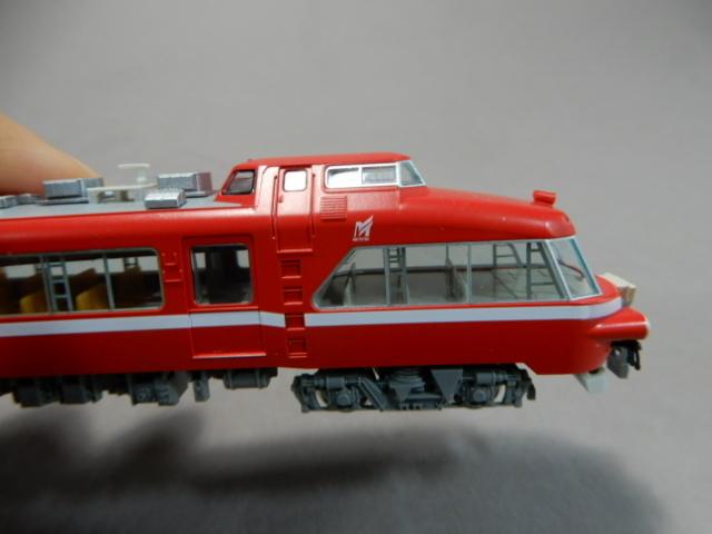 TOMIX 92960 名鉄7000系 パノラマカー 第11編成 復活白帯 鉄道模型 トミックス コレクション G-3_画像8