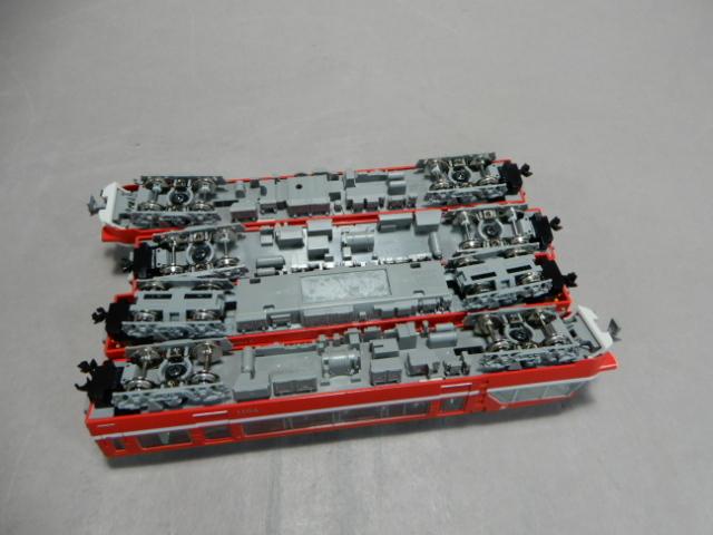 TOMIX 92960 名鉄7000系 パノラマカー 第11編成 復活白帯 鉄道模型 トミックス コレクション G-3_画像7