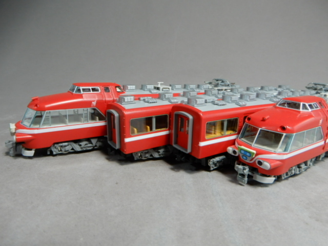 TOMIX 92960 名鉄7000系 パノラマカー 第11編成 復活白帯 鉄道模型 トミックス コレクション G-3_画像9