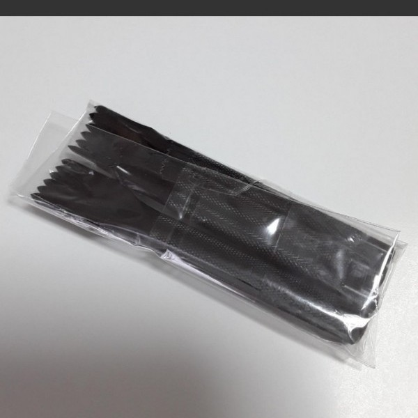 菱目打ち 3mm間隔、4本セット(1, 2, 4, 6本目)レザークラフト