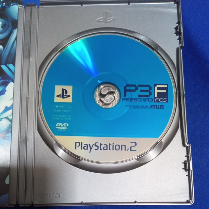 PS2ペルソナ3 フェス  PlayStation 2 the Best