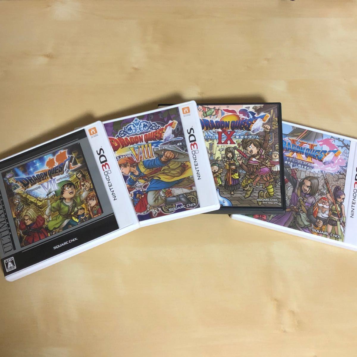 ドラゴンクエスト7.8.9.11  ドラゴンクエストモンスターズジョーカー1.2  Newスーパーマリオブラザーズ2 セット