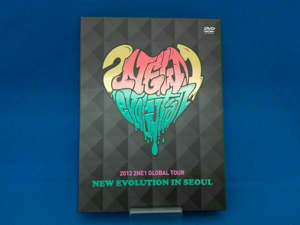 2012 2NE1 GLOBAL TOUR-NEW EVOLUTION IN SEOUL ライブグッズの画像