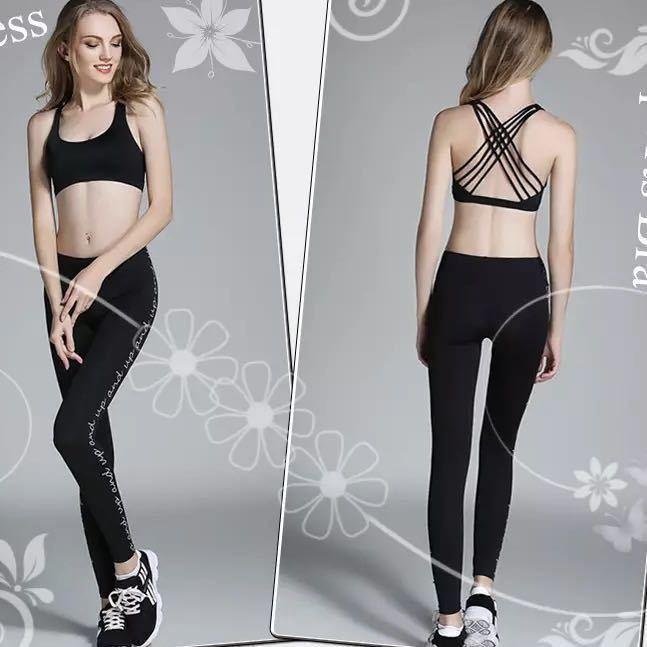 グリッドスリング ブラトップLサイズ黒 スポーツブラ ヨガウェア ジムウェア ピラティス トレーニング ダンス バレエ ズンバ エアロビクス