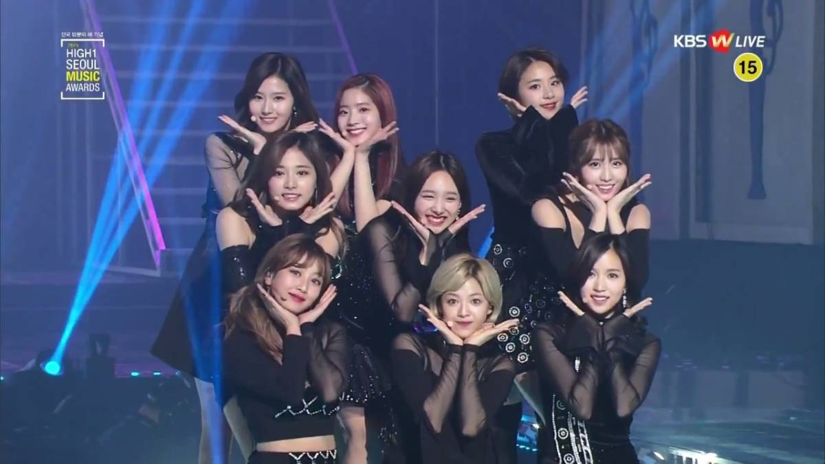 TWICE ★AWARDS LIVE COLLECTION DVD 2016 - 2018 チャプター45_画像4