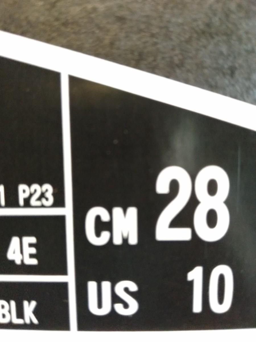 アンダーアーマー 28cm 幅広 4E ランニングシューズ スニーカー ※未使用品 UNDER ARMOUR