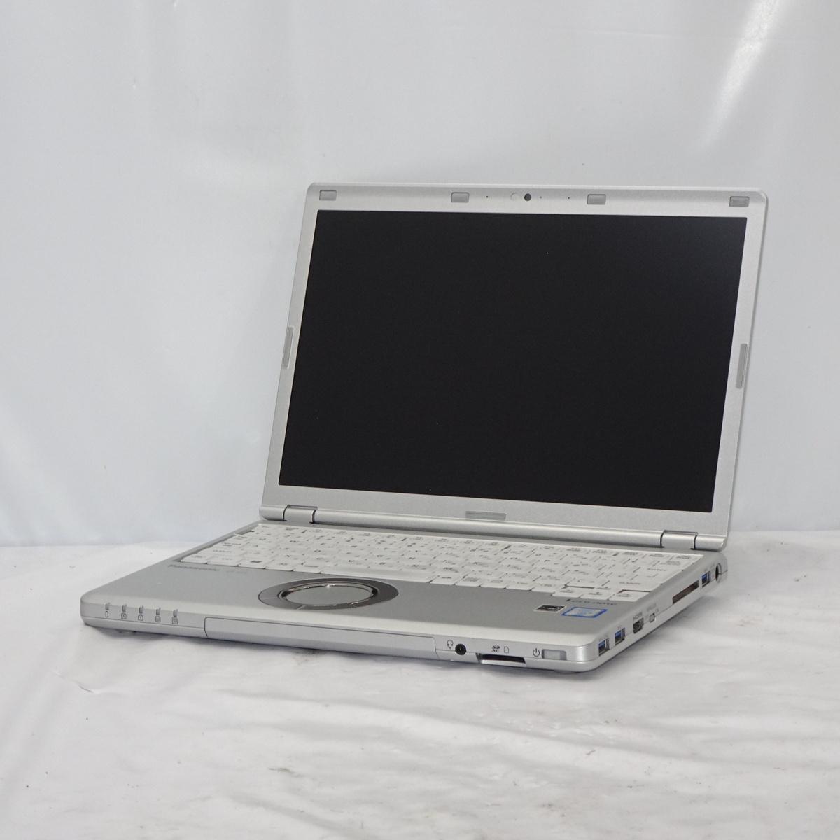 1円~ Panasonic Let'snote CF-SZ5 Core i5-6300U 2.4GHz/4GB/320GB/OSなし/動作未確認【栃木出荷】